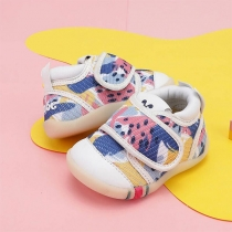 Baby soft-soled  toddler shoes not easy to drop