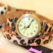 Sexy Leopard Watch