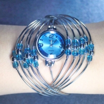 Cool Watch with Creative Bracelet For Fashion Girl