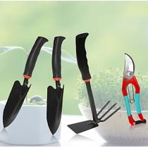 4 Pcs Steel Painting Mini Garden Tools
