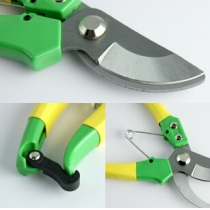 Stainless Steel Electroplating Gardening Scissors