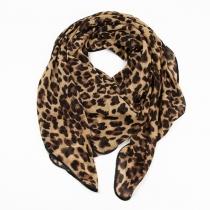Leopard Infinity Scarf fashion Scarf